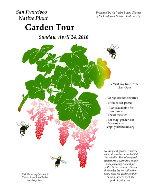 Private Garden Tour Events - Yerba Buena Chapter – CNPS